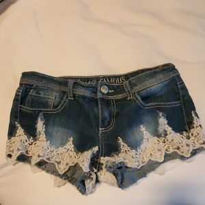 Almost famous shorts ( juniors)